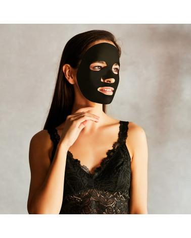 7 DAYS BLACK Bye-Bye, Skin Problems Sheet Mask 25g - SIS STYLE