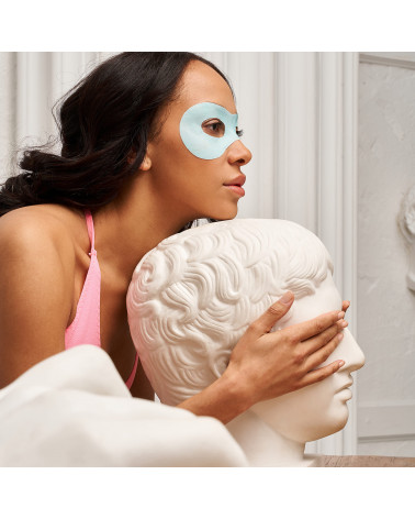7 DAYS CANDY SHOP Eye mask BLUE VENUS 10g - sis-style.gr