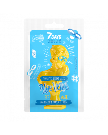 7 DAYS CANDY SHOP Eye mask BLUE VENUS 10g - SIS STYLE