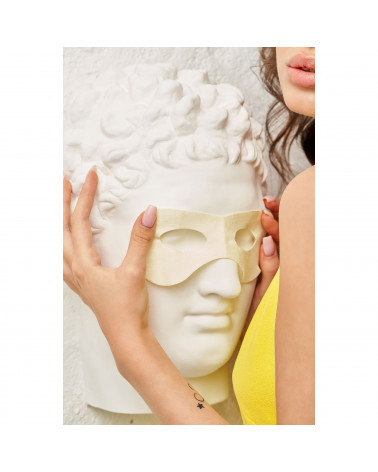 7 DAYS CANDY SHOP Eye mask YELLOW VENUS 10g - sis-style.gr