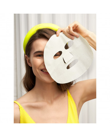7 DAYS Cheerful Tuesday Sheet Mask 28g - sis-style.gr