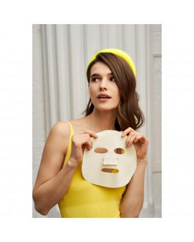 7 DAYS Dynamic Monday Sheet Mask 28g - sis-style.gr