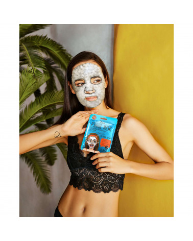 7 DAYS PSHHH To Walk On Air Sheet Mask 25g - sis-style.gr