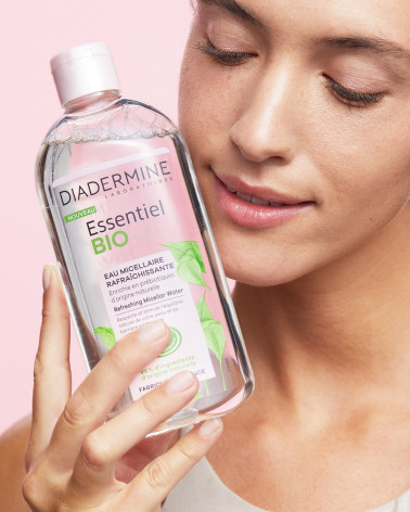 Diadermine Essentiel Bio Refreshing Micellar Water 400ml at SIS STYLE