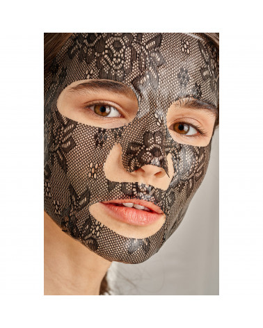 7 Days Lace hydrogel face mask for Ambitious Persons - sis-style.gr