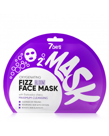 7 Days BLOOM Maximum Cleansing Mask - SIS STYLE