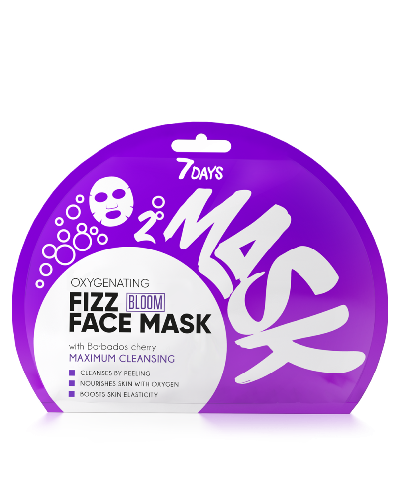 7 Days BLOOM Maximum Cleansing Mask - sis-style.gr