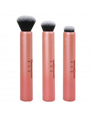 Real Techniques Custom Complexion 3-in-1 Slide Brush - sis-style.gr