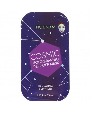 Freeman Cosmic Holographic Peel-Off Mask Hydrating Amethyst 10ml - sis-style.gr