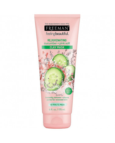 Freeman REJUVENATING cucumber + pink salt 175ml - SIS STYLE