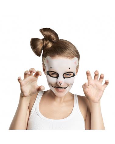7 DAYS ANIMAL Pretty Kitty Sheet Mask 28g - sis-style.gr