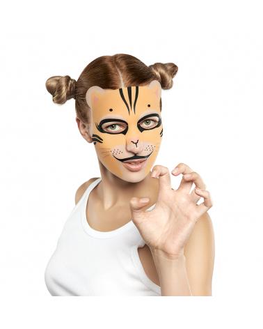 7 DAYS ANIMAL Wild Tiger Sheet Mask 28g - SIS STYLE
