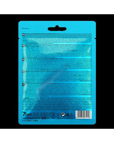 7 DAYS ANIMAL Happy Sea Calf Sheet Mask 28g - sis-style.gr