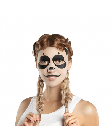 7 DAYS ANIMAL Sweet Panda Sheet Mask 28g at SIS STYLE