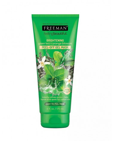 Freeman BRIGHTENING green tea + orange blossom175ml - SIS STYLE