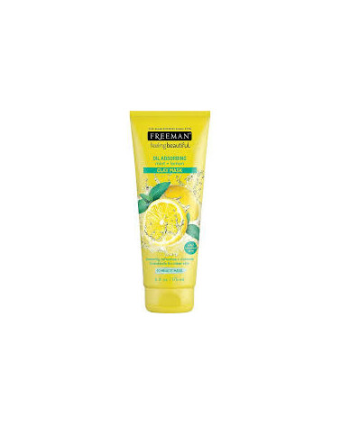 Freeman OIL ABSORBING mint + lemon 175ml at SIS STYLE