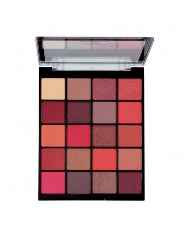 MUA FLAME THROWER 20 Shade Eyeshadow Palette - sis-style.gr