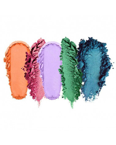 MUA TROPICAL OCEANA 20 Shade Eyeshadow Palette - SIS STYLE