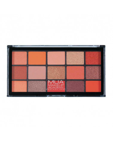 MUA Pro Empire Butterfly 15 Shade Eyeshadow Palette at SIS STYLE