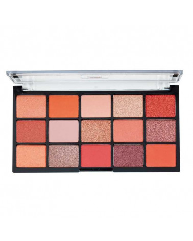 MUA Pro Empire Butterfly 15 Shade Eyeshadow Palette - SIS STYLE