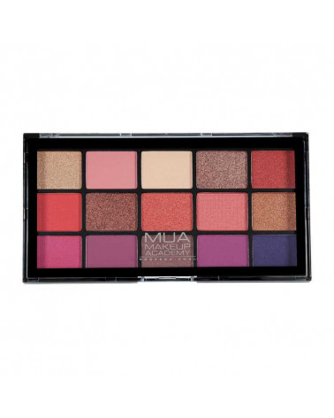 MUA Pro COSMIC VIXEN 15 Shade Eyeshadow Palette - SIS STYLE