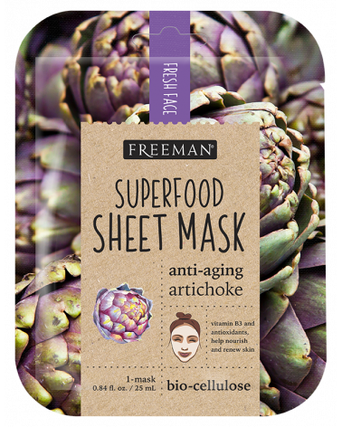 Freeman Antiaging Artichoke Superfood Mask 25ml - sis-style.gr