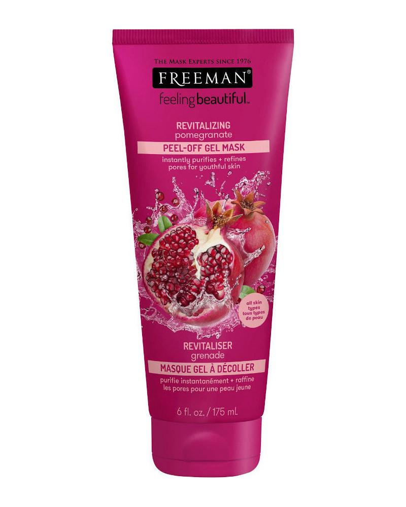 Freeman Revitalizing Pomegranate Peel-Off Gel Mask 175ml - sis-style.gr