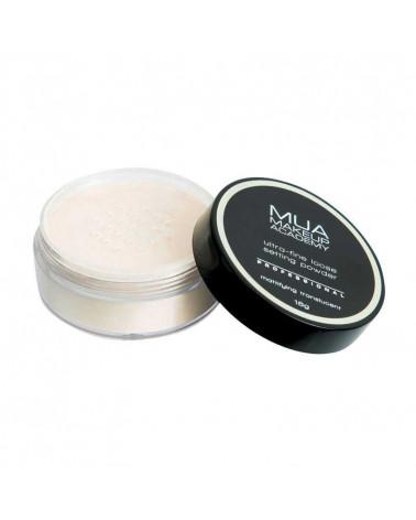 MUA Pro Loose Setting Powder - Mattifying Translucent - sis-style.gr