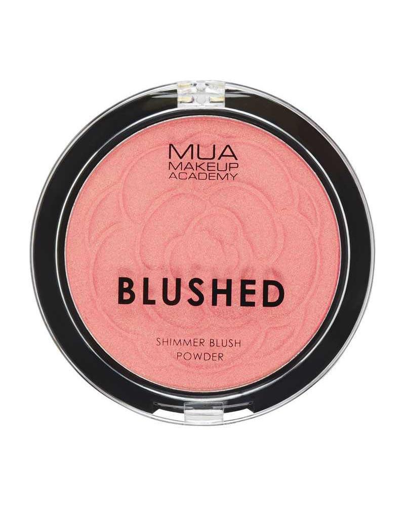MUA Blushed Powder - SHIMMER PINK CHAMPAGNE - sis-style.gr