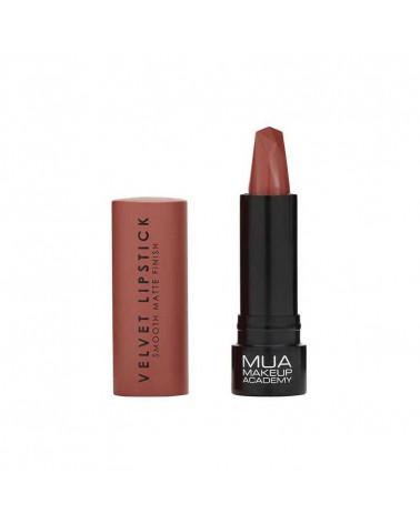 MUA Velvet Matte Lipstick - SECRET at SIS STYLE