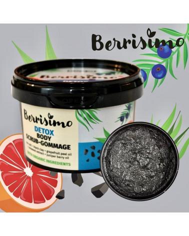 Beauty Jar Berrisimo Detox Body Scrub-Gommage 350gr - sis-style.gr