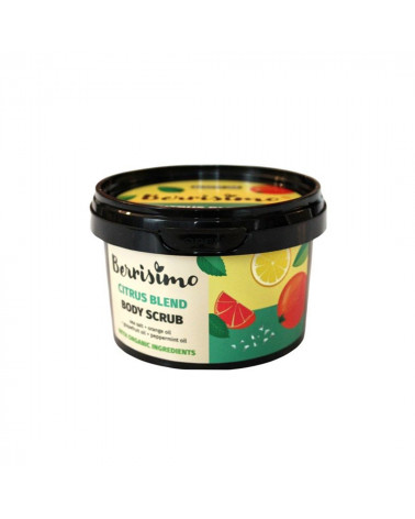 Beauty Jar Berrisimo Citrus Blend Body Scrub 400gr at SIS STYLE