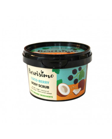 Beauty Jar Berrisimo Coco Berry Body Scrub 350gr at SIS STYLE