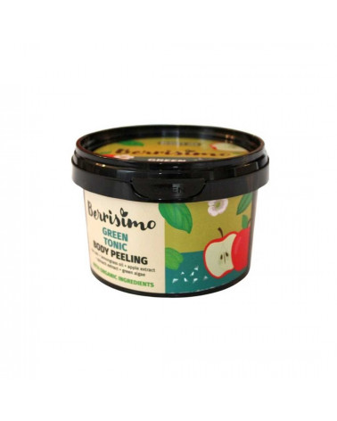 Beauty Jar Berrisimo Green Tonic Body Peeling 400gr - sis-style.gr