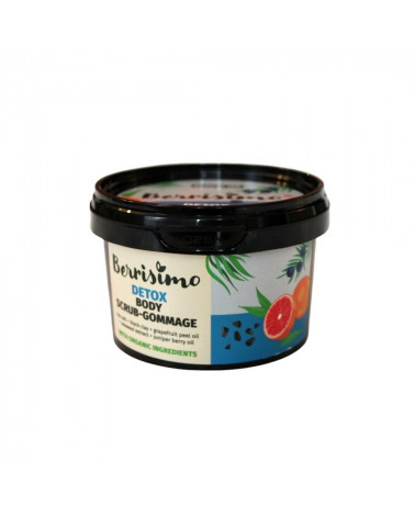 Beauty Jar Berrisimo Detox Body Scrub-Gommage 350gr at SIS STYLE