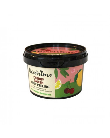 Beauty Jar Berrisimo Cherry Smash Body Peeling 300gr at SIS STYLE