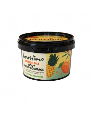 Beauty Jar Berrisimo Mango Mix Body Scrub-Gommage 280gr at SIS STYLE
