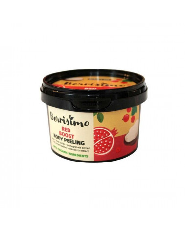 Beauty Jar Berrisimo Red Boost Body Polish Scrub 300gr at SIS STYLE