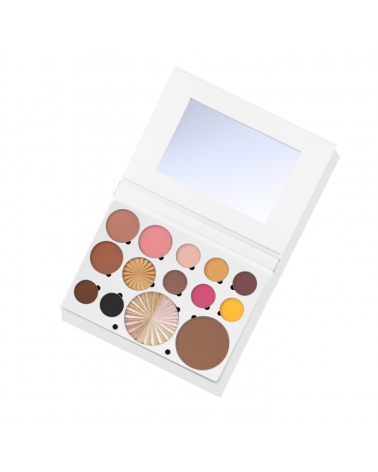 Ofra x W.Khan Mixed Face Palette at SIS STYLE