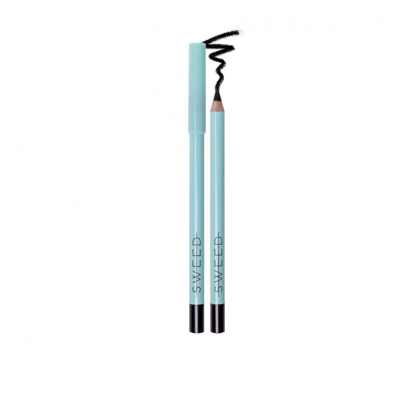 Sweedlashes Black - Silk Kohl Eye Pencil - sis-style.gr
