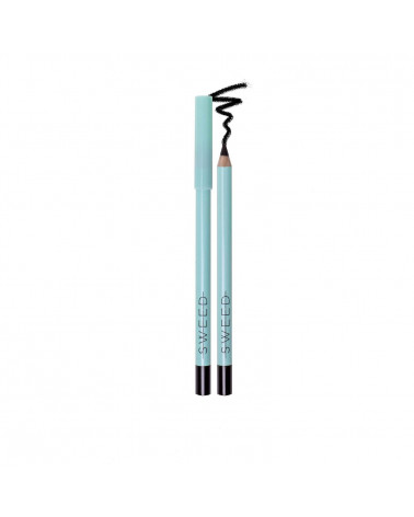 Sweedlashes Black - Silk Kohl Eye Pencil - sis-style.gr