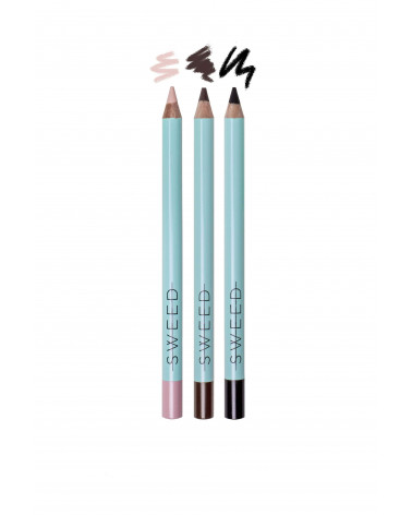 Sweedlashes Bright - Silk Kohl Eye Pencil - sis-style.gr