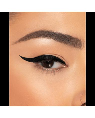 Milani Cosmetics Milani Stay Put Matte 17HR Wear Liquid Eyeliner Black Matte -