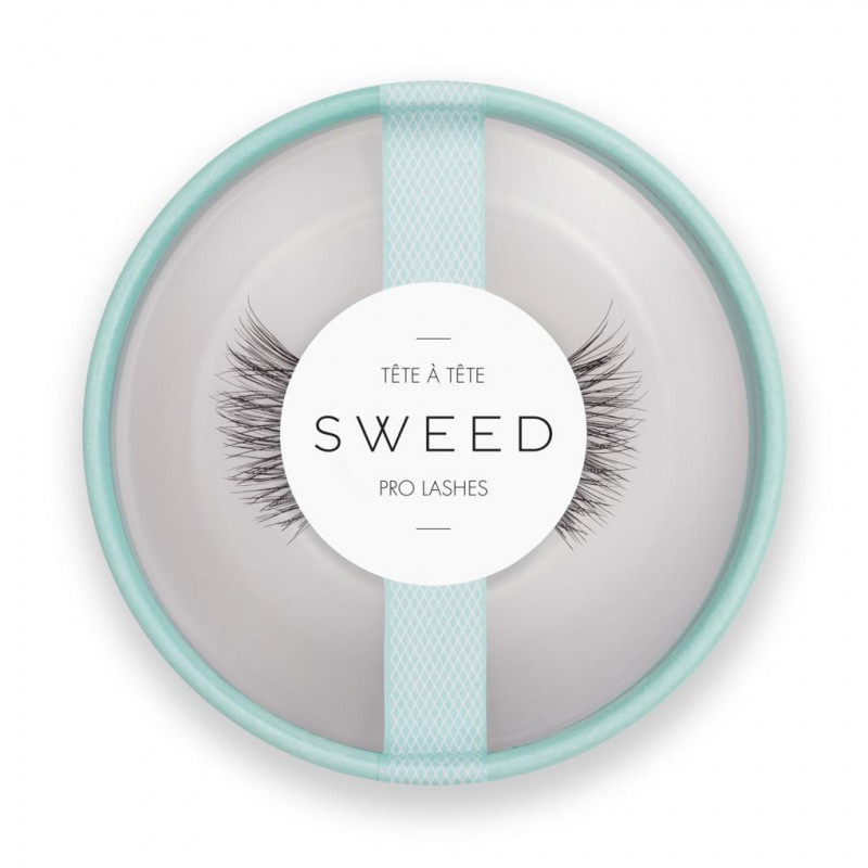 Sweed lashes Tete a Tete - sis-style.gr