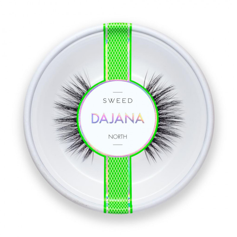 Sweed lashes Dajana North - sis-style.gr
