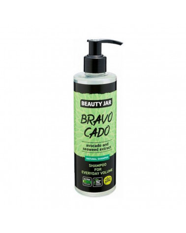 Beauty Jar BRAVOCADO Shampoo for everyday volume - sis-style.gr