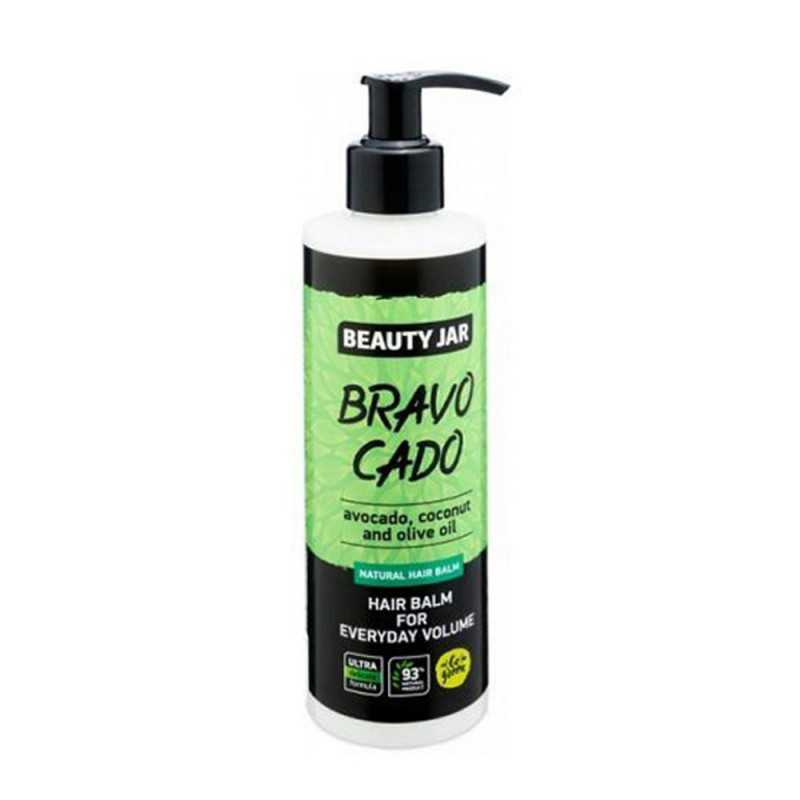 Beauty Jar BRAVOCADO Conditioner for everyday volume - sis-style.gr
