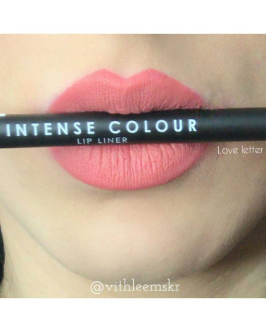 MUA Intense Colour Lip Liner - LOVE LETTER - sis-style.gr