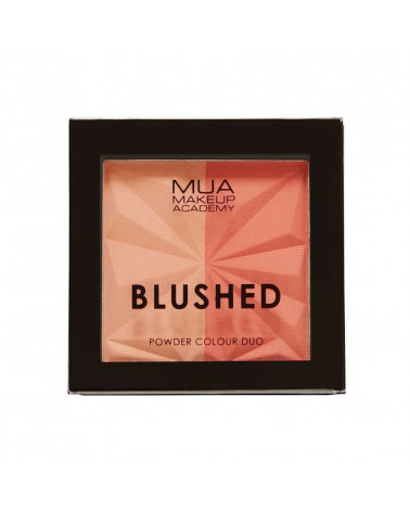 MUA Blushed Duo - PEACHY - sis-style.gr