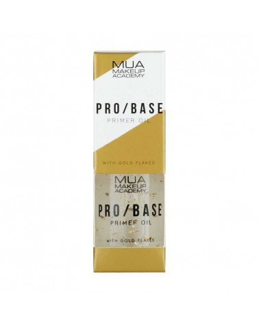 MUA Pro / Base Primer Oil With Gold Flakes - sis-style.gr